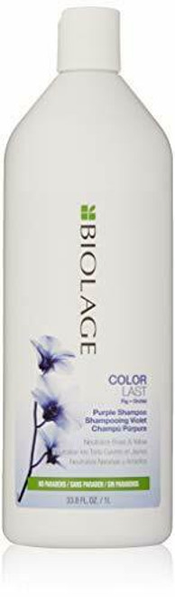 Biolage Color Last Purple Shampoo 1 Liter