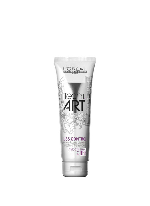 Loreal Liss Control Gel Creme 5 oz