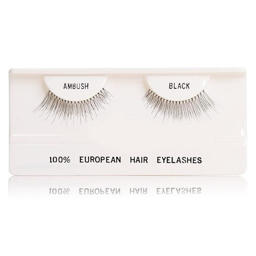 Beautee Sense Clear-Band Lashes - Ambush Black