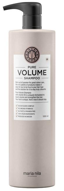 Maria Nila Pure Volume Shampoo Liter