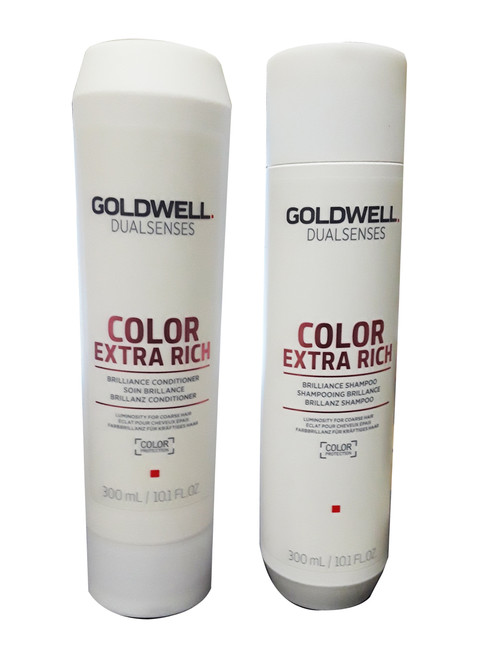Dualsenses Color Extra Rich Shampoo 10.1 Conditioner 10.1 Duo