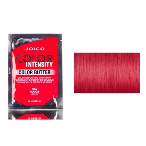 Joico Color Intensity Color Butter (red Rouge Rojo) .68oz 20ml