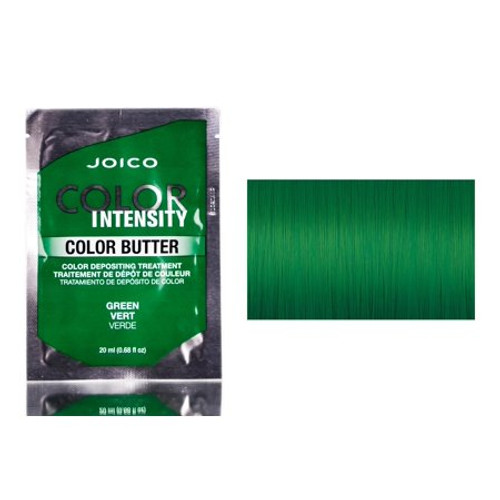 Joico Color Butter Color Depositing Treatment Green 0.68oz
