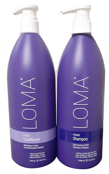 Loma Violet Shampoo & Conditioner Duo - 33.8 oz