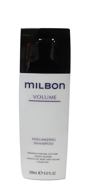 Milbon Volume Shampoo 6.8 oz