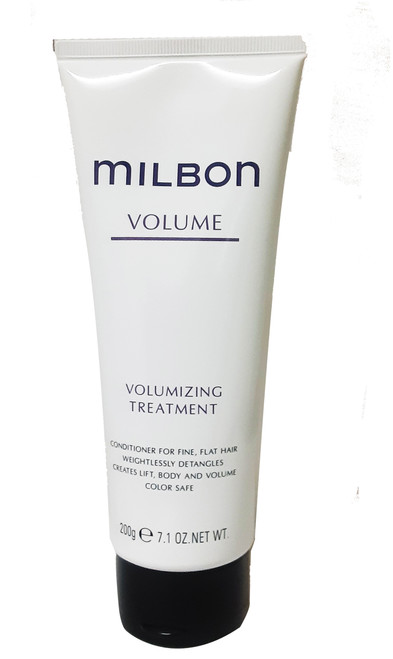 Milbon Volume Treatment Conditioner 7 oz