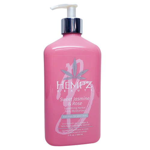 Hempz Sweet Jasmin & Rose 17 oz