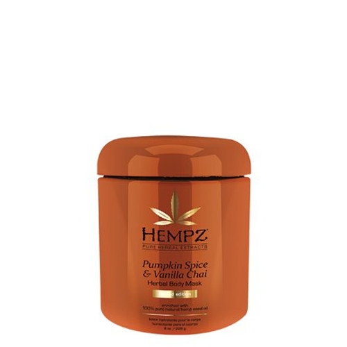 Hempz Pumpkin Spice & Vanilla Chai Herbal Body Mask 8 oz