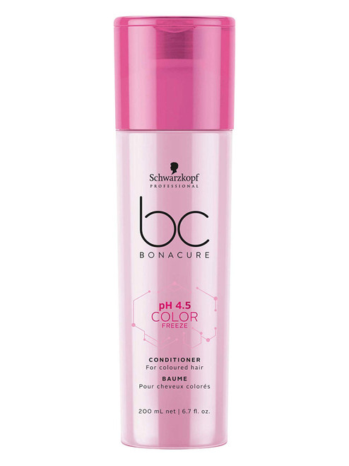 Schwarzkopf Bonacure Ph 4.5 Color Freeze Conditioner 6.7 oz