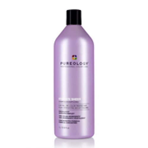 Pureology Hydrate Sheer Shampoo - 33.8 Oz
