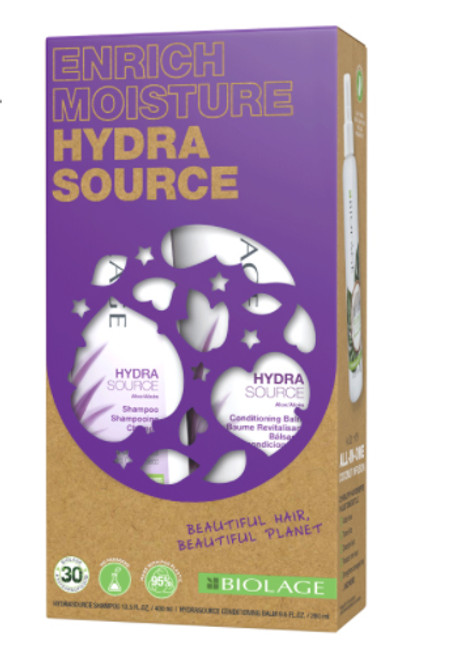 Hydrasource Holiday Gift Set 20