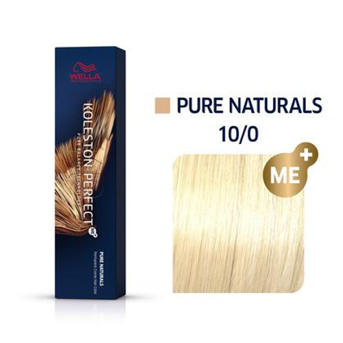 Wella Koleston Perfect Permanent Creme Hair Color -10/0 Pure Naturals 2 Oz.