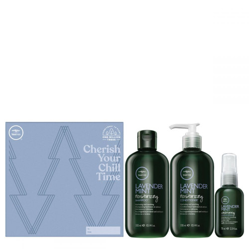 Paul Mitchell Tea Tree Lavender Mint Hydrating Holiday Gift Set