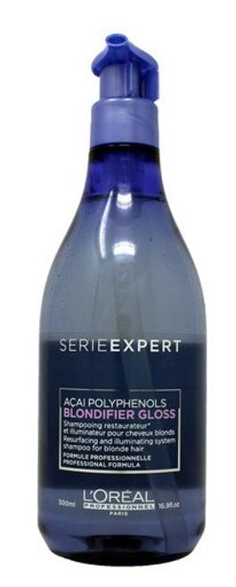 Loreal Blondifier Gloss Shampoo 16.9 oz