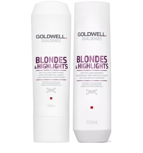 Goldwell Dualsenses Blonde & Highlights Holiday Duo