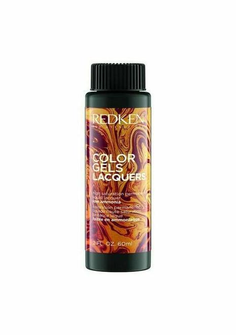 Redken Color Hair Gel Lacquers - 7Nw Milk Tea 2 oz
