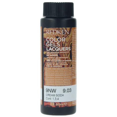 Redken Hair Color Gel Lacquers - 9NW/9.03 Cream Soda