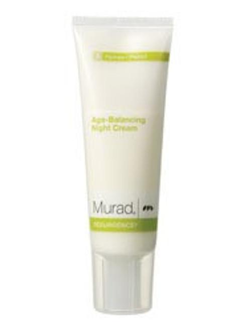 Murad Age-Balancing Night Cream 1.7 Oz New