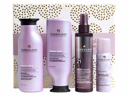 Pureology Hydrate Sheer Holiday Gift Set 2020 - Limited Edition
