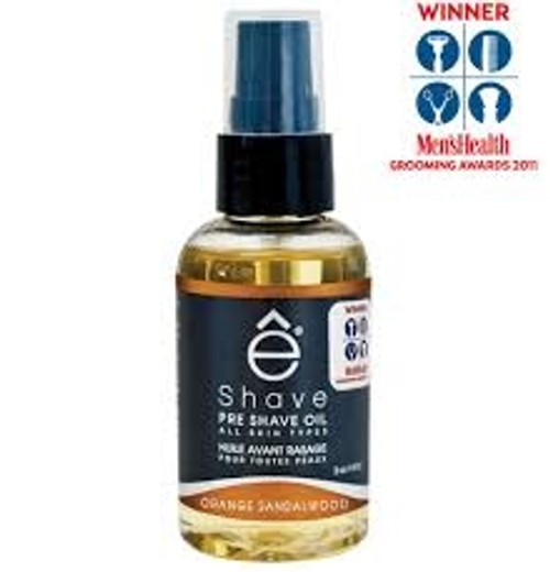 eShave Pre Shave Oil - Orange Sandalwood