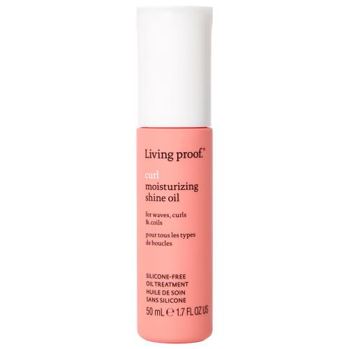 Living Proof Curl Moisturizing Shine Oil, Size One Siz