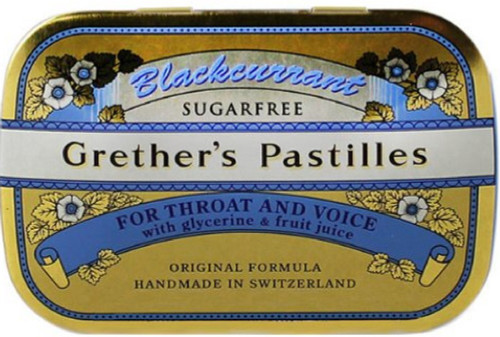 Grether's Black Currant Stevia