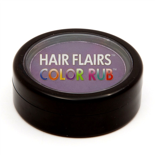 Hair Flair Color Rub - Pyro Purple