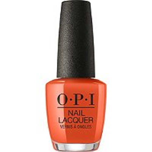 OPI Scotland Limited Edition Nail Polish - Suzi Needs a Loch-Smith 15 mL  Channel your inner sassy lassie with OPI's Limited Edition Scotland Collection, inspired by the bonny hues of Caledonia. Comprising a vast range of pure braw shades to make your wee tips pop, the salon-grade nail polish formula glides smoothly over nails, evenly coating them in bold, glossy, chip-resistant color that lasts for up to 7 days.