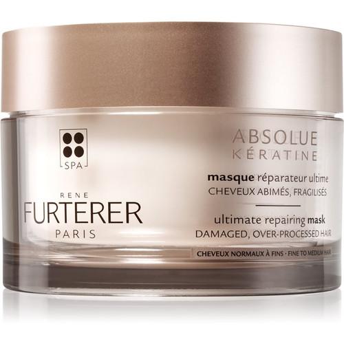 Rene Furterer Absolue Keratine Ultimate Repairing Mask Fine to Medium Hair 7 Oz