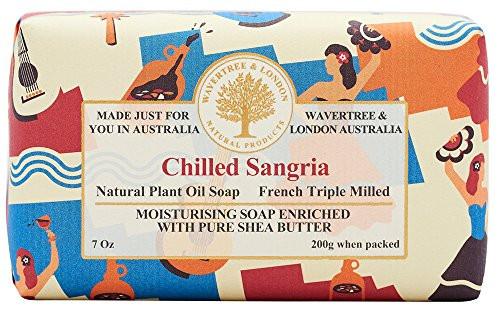 Wavertree & London Chilled Sangria Soap Bar
