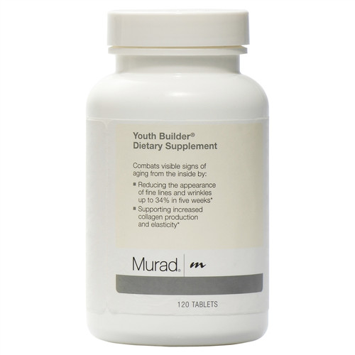 Murad Youth Builder Dietary Supplement 120 Tablets