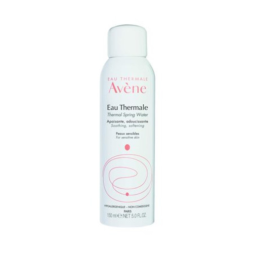 Avene Thermal Spring Water 150 mL  Known for its history in treating atopic dermatitis, Avne Thermal Spring Water is the only thermal spring water bottled directly from the source and packaged in a sterile environment to guarantee purity and maximum skin benefits.