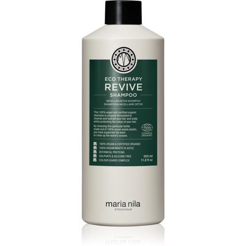 Maria Nila Eco Therapy Revive Mild Micellar Shampoo 11.8 Oz