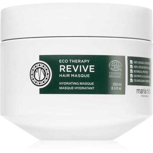 Maria Nila Eco Therapy Revive Hydrating Hair Mask 8.5 Oz