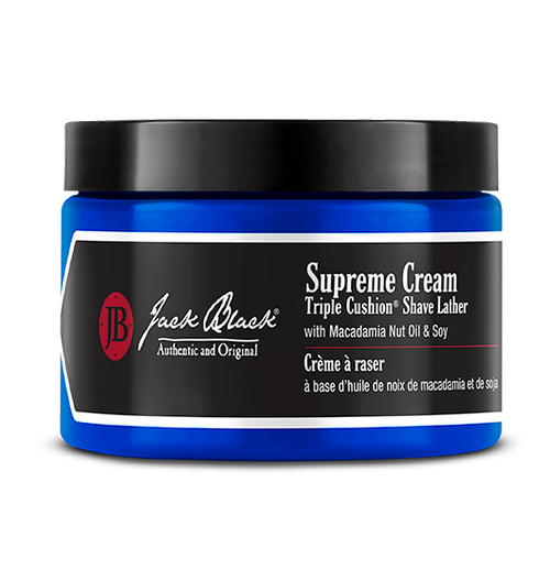 Jack Black Supreme Cream Triple Cushion 9.5 oz