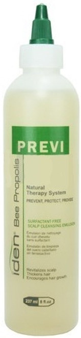 Iden Bee Propolis Previ Scalp Cleansing Emulsion 8oz