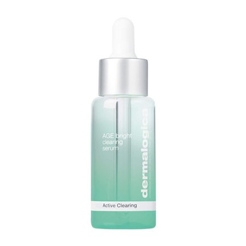 Dermalogica Active Clearing Serum 1 Oz  This highly-concentrated two-in-one serum exfoliates to help prevent breakouts while reducing visible skin aging.