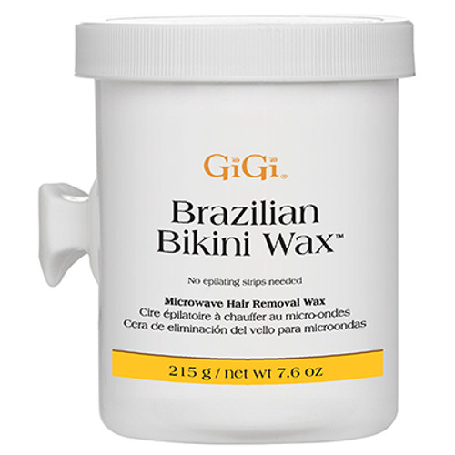 GiGi Brazilian Bikini Wax Microwave Formula 8 oz