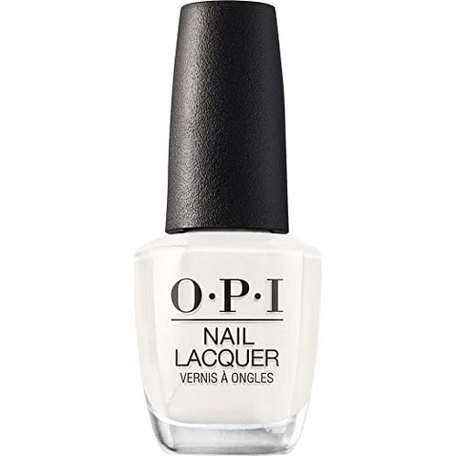 OPI Nail Lacquer Funny Bunny 15 mL  Transition with OPI from elegant to bold with Nail Lacquer Nail Polish, Blacks/Whites/Grays.