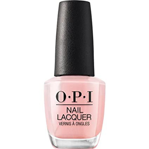 OPI Nail Lacquer Rosy Future 15 mL  Transform your look with OPI nail polish in Rosy Future. This magnificent, rich shade is designed to last for at least two weeks after application. OPI nail polish dries fast and streak-free using the exclusive ProWide brush which consists of stacked bristles for optimal application. Polish does not contain any toluene, formaldehyde, or DBP.
