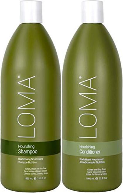 Loma Nourishing Liter Duo