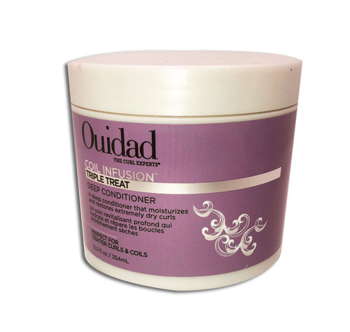 Ouidad Triple Treat Deep Conditioner, 12.5-oz. Beauty Hair Care - Hair Care.