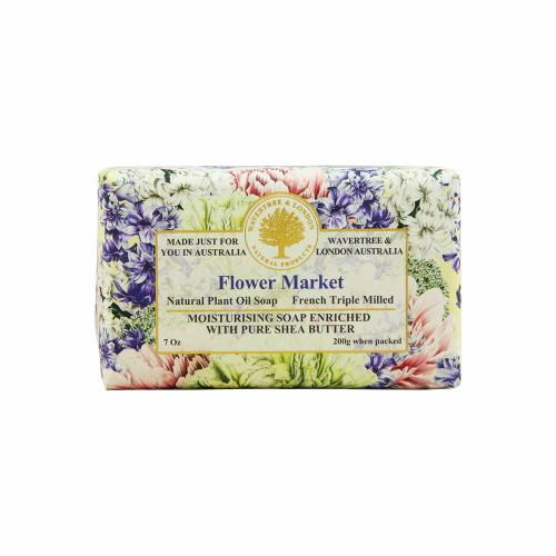 Flower Market Soap