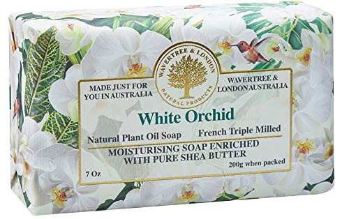 White Orchid Soap
