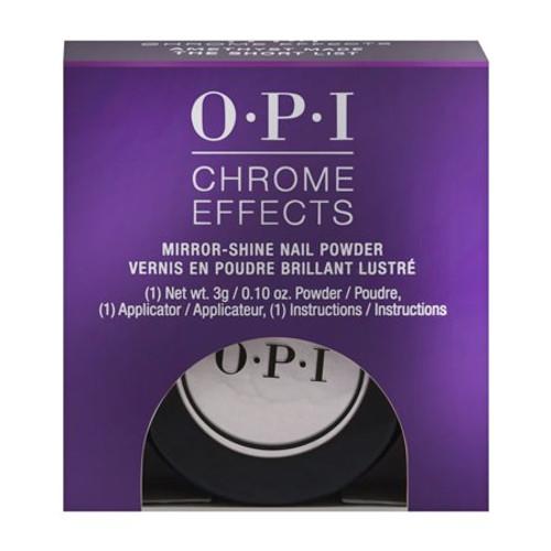 OPI Chrome Effects Mirror Shine Nail Powder CP005 - Amethyst Made The Short List.