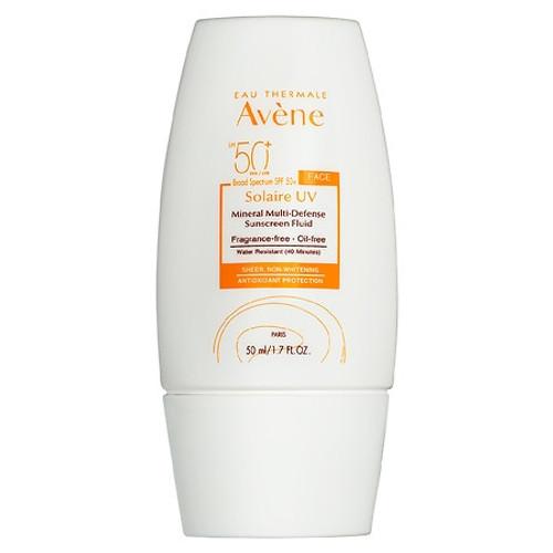 Sloaire UV Mineral Sunscreen 50+