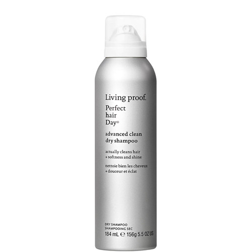 Living Proof Advanced Clean Cry Shampoo 5.5 Oz  Perfect hair Day (PhD) Advanced Clean Dry Shampoo - Living Proof's PhD Advanced Clean Dry Shampoo cleans and cares for hair like a rinse-out shampoo, eliminating oil, sweat, and odor, and adding just-washed softness and shine.