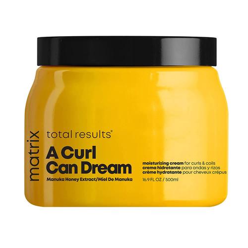Matrix Total Results A Curl Can Dream Moisturizing Cream 16.9 Oz