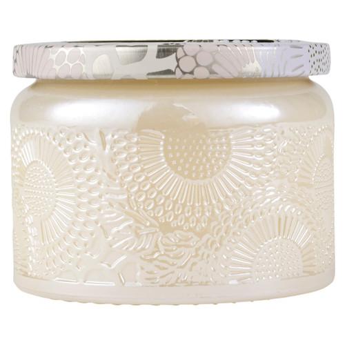 Voluspa Santal Vanille Petite Jar Candle 3.2 Oz