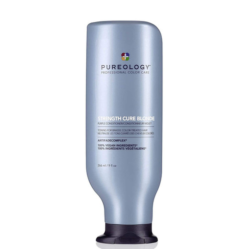 Pureology Strength Cure Blonde Purple Conditioner 9 Oz